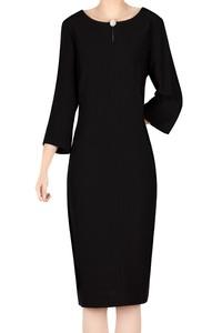 Damska sukienka 4786 czarna