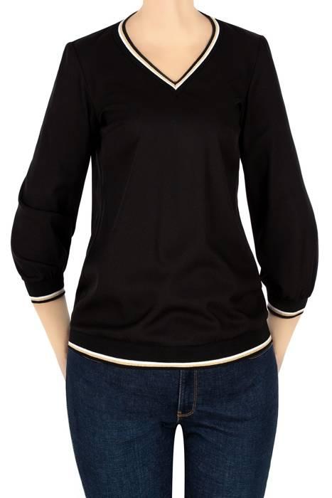 Bluzka MM czarna