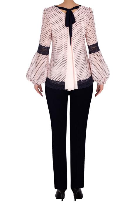 Elegancki komplet damski bluzka i spodnie 3199