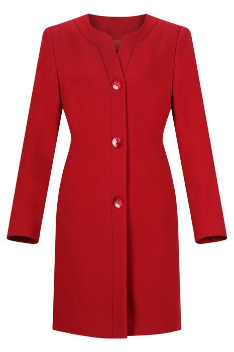 Płaszcz Viola czerwony