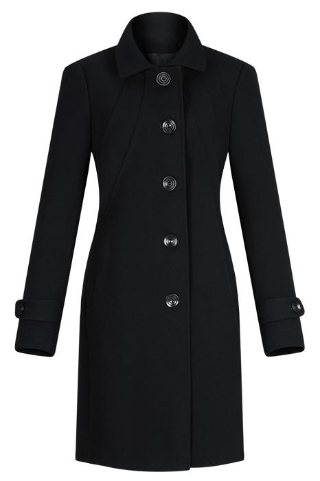 Płaszcz wiosenno-jesienny Moris Olga czarny