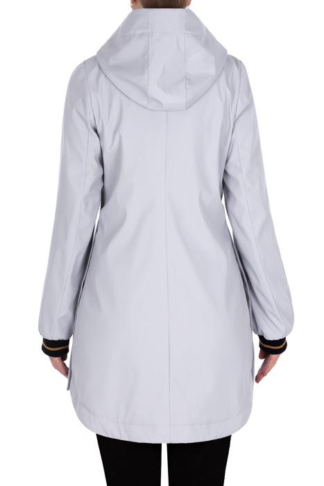 Płaszcz wiosenny, kurtka szara 3167