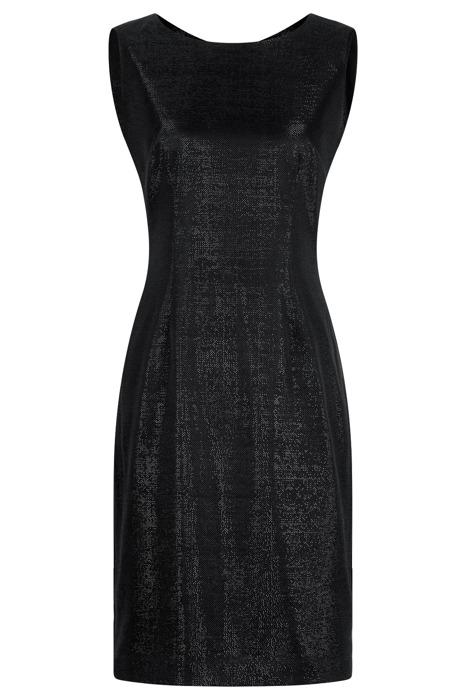 Sukienka Dagon 2141 czarna