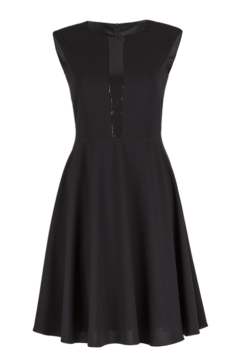 Sukienka Dagon 2153 czarna
